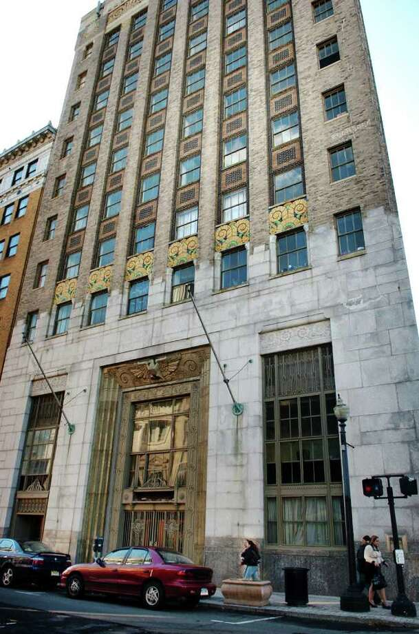 The Citytrust building in downtown Bridgeport. Photo: File Photo, ST / Connecticut Post File Photo