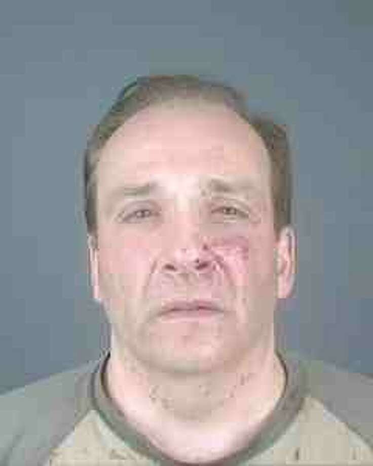 Paul Fontane (Albany police photo)