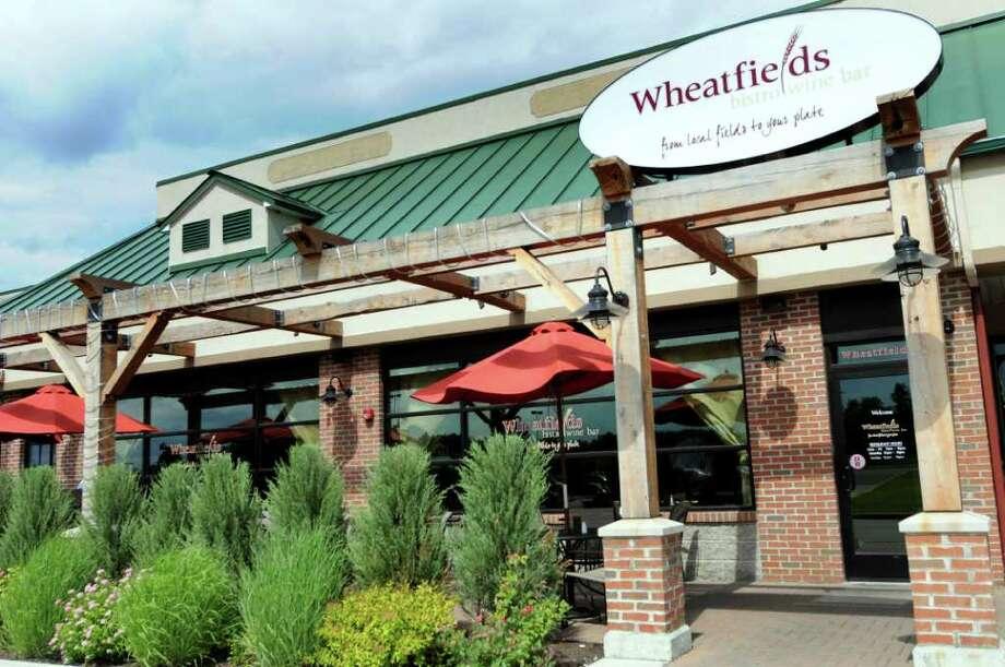 Wheatfields Bistro & Wine Bar,54 Crossing Blvd., Clifton Park, NY,518-383-4444. Wheatfields Bistro and Wine Bar on Wednesday, June 29, 2011, in Clifton Park, N.Y. (Cindy Schultz / Times Union)Visit Web site. Read our review. Photo: Cindy Schultz