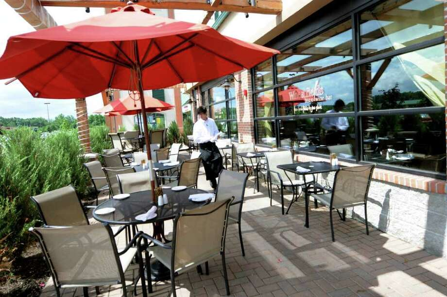Wheatfields Bistro & Wine Bar, 54 Crossing Blvd., Clifton Park, NY, 518-383-4444. The