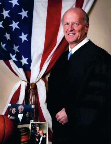 Chief U.S. District Judge Fred Biery will receive his award June 23. Photo: COURTESY PHOTO, Courtesy Photo