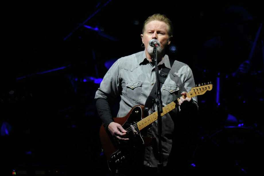 PADDOCK WOOD, UNITED KINGDOM - JULY 01: Don Henley from rock band 'The Eagles' performs at Hop Farm festival at The Hop Farm on July 1, 2011 in Paddock Wood, England. Photo: Stuart Wilson, Getty Images / 2011 Getty Images