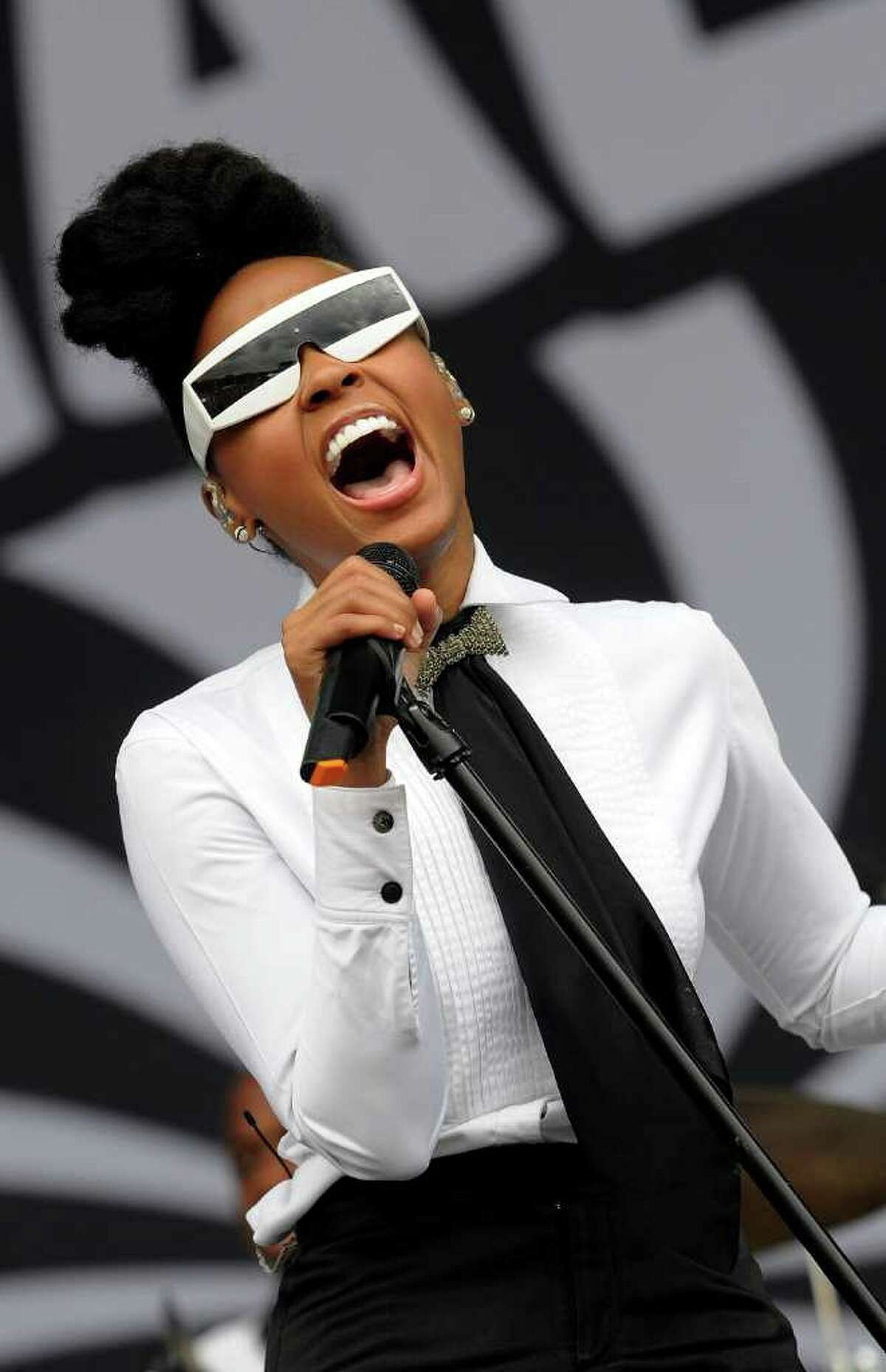 Singer and style icon Janelle Monáe is headed for Marymoor Park in June. Will you be there?