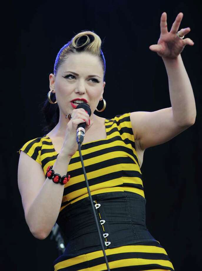Imelda May Photo: Stuart Wilson, Getty Images / 2011 Getty Images