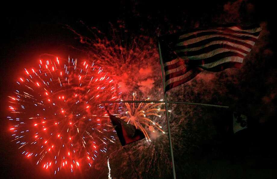 Fourth Of July Summer Blast San Antonio Express News