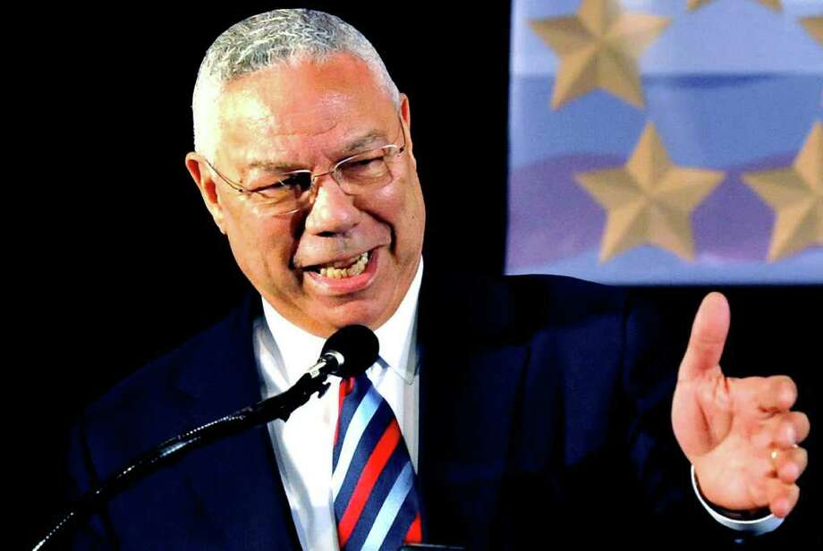 photo essay colin powell