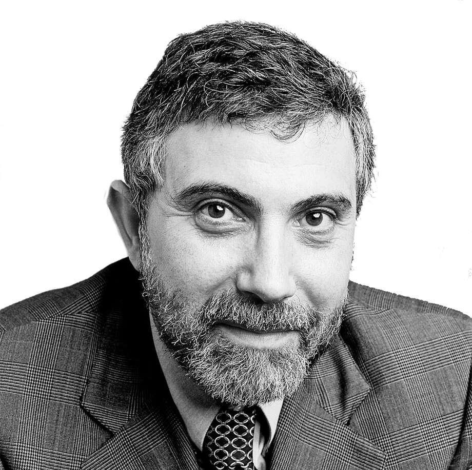 Paul Krugman Photo: Unknown / handout