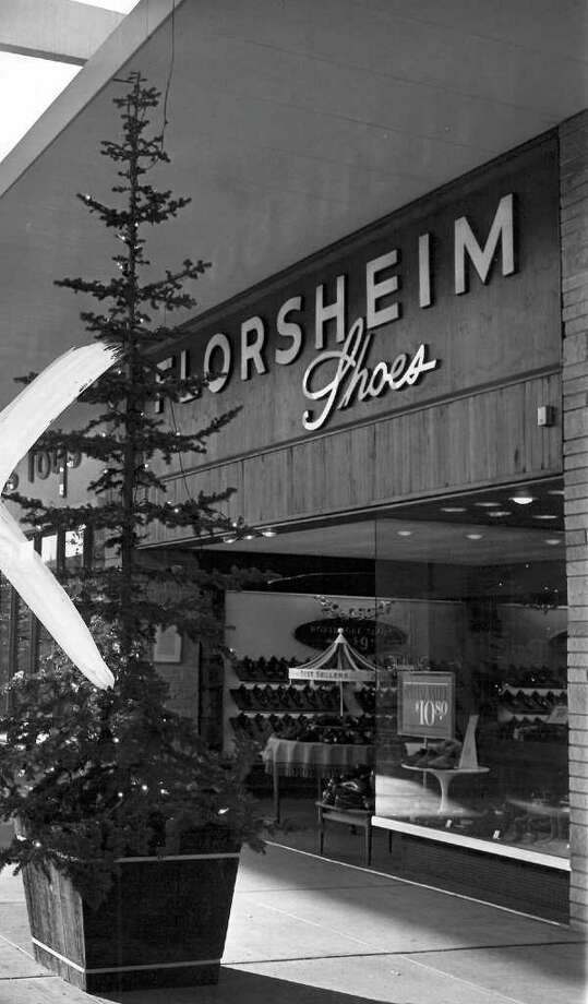 Northgate Mall, Dec. 1965. Photo: Seattlepi.com File