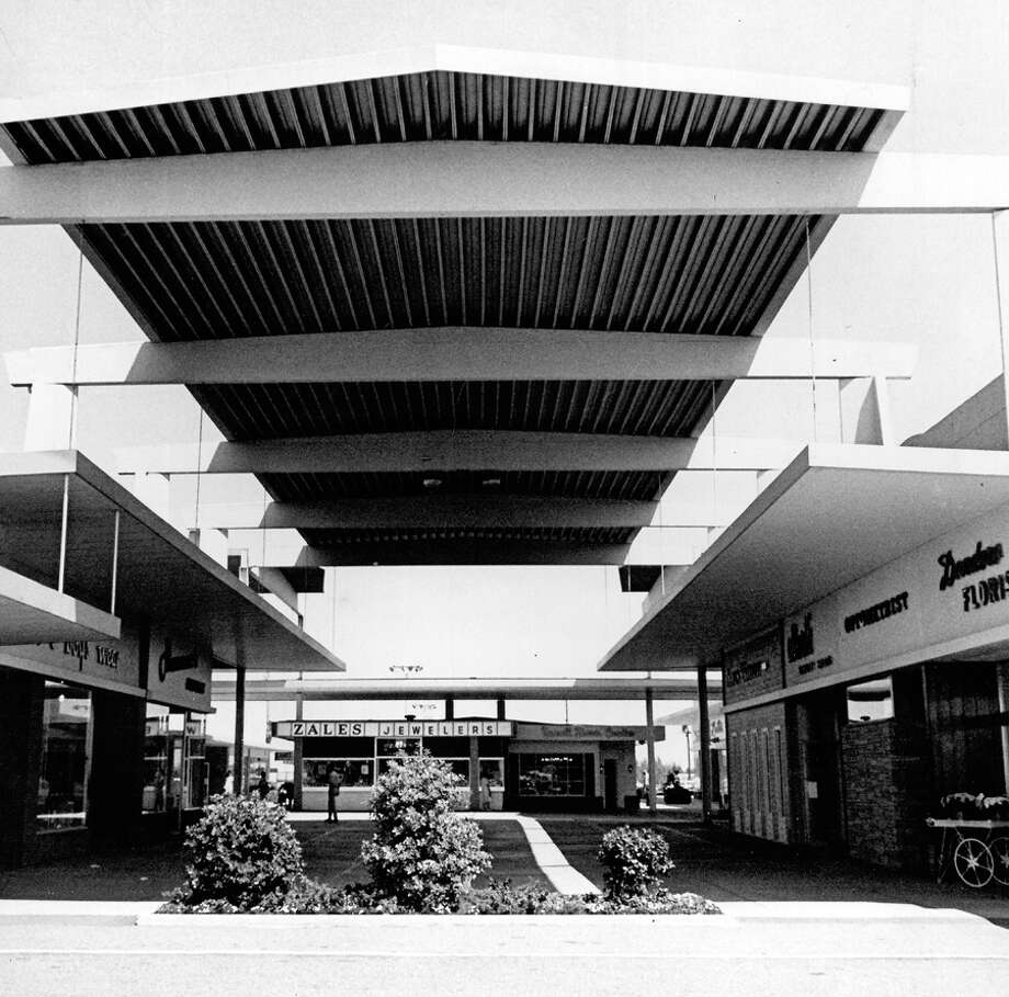 Northgate Mall, 1971 Photo: Seattlepi.com File