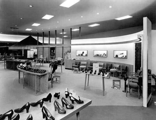Nordstrom at Northgate, 1971. Photo: Seattlepi File