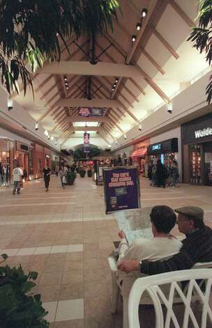 Northgate Mall during remodeling Nov. 14, 1997. Photo: Seattlepi.com File