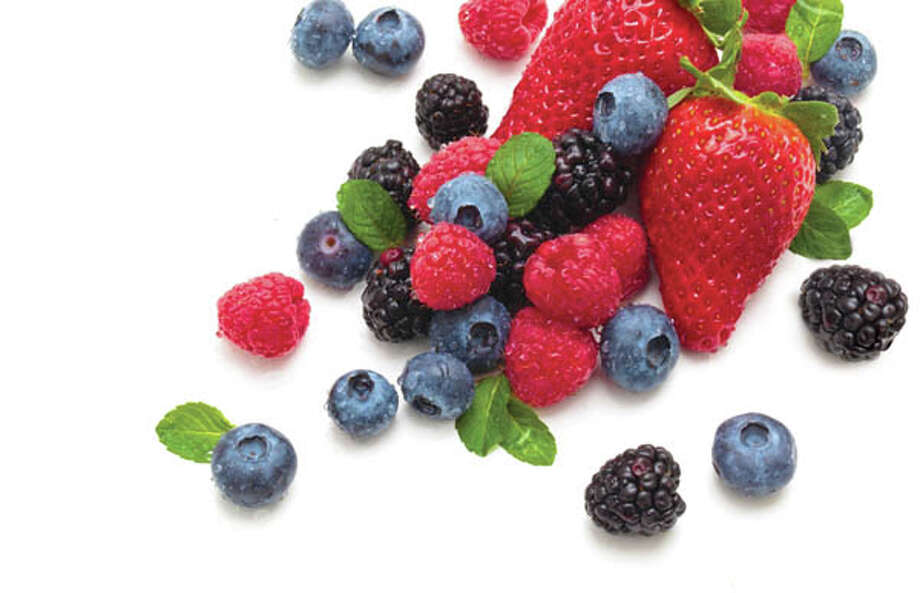Berries are rich in disease fighting antioxidants, and are easy to add to just about any meal. (Photo: iStockphoto.com/Vitalina Rybakova.)