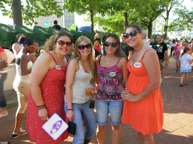 Were you seen at the 2011 Fourth of July fireworks at the Empire State Plaza?