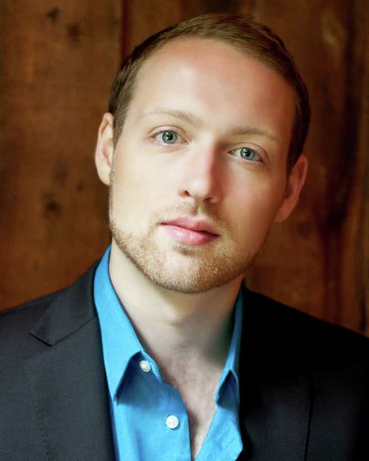 Nicholas Masters will sing during a benefit for Pro Arte on Sunday, July 17. Photo: Contributed Photo