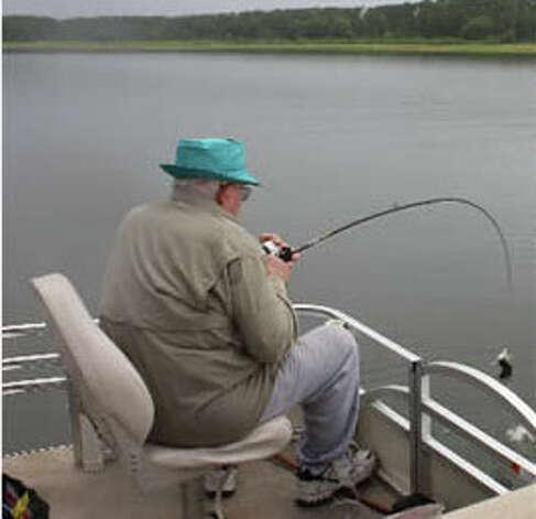 Lake sam rayburn fishing report for june 24 beaumont for Fishing sam rayburn