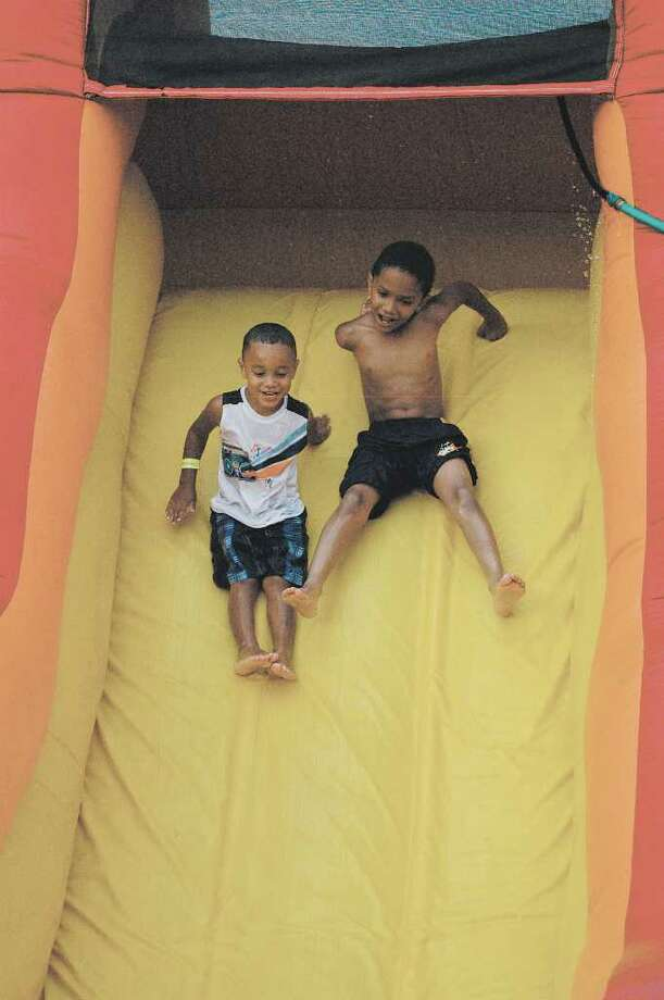 July 4 celebration at Jasper's Sandy Creek Park Photo: Jimmy Galvan