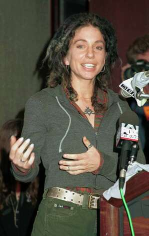 Ani DiFranco. Photo: George De Sota, Getty Images / Getty Images North America