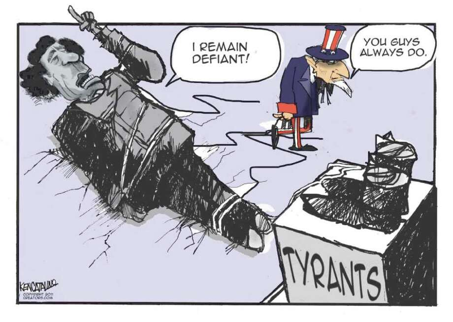 Tenacious tyrants