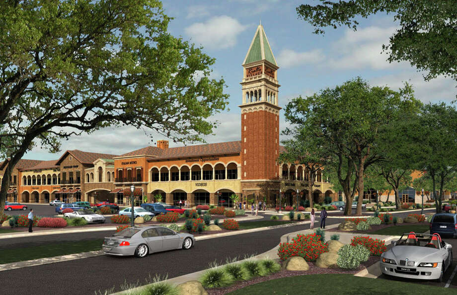 Rialto Village Town Center on the far Northwest Side is to be mixed-use development of shops, office condos and apartments. Done so far are infrastructure work and a 3,500-square-foot medical building. COURTESY ILLUSTRATION