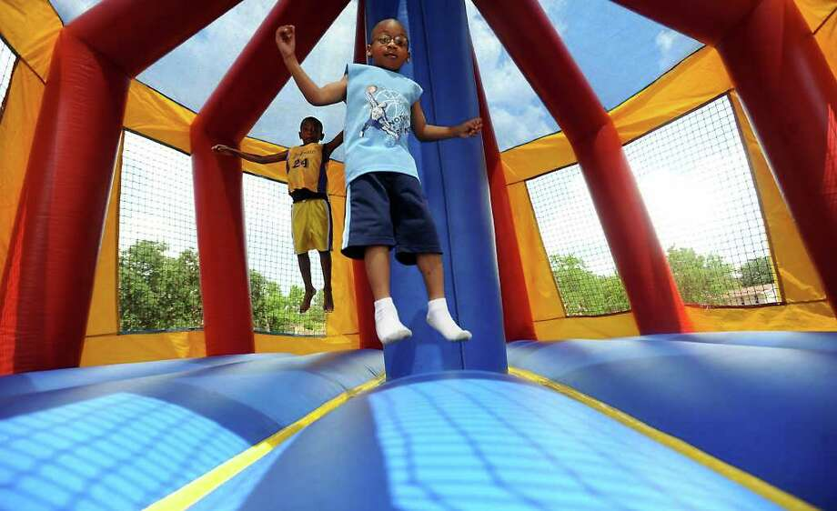 Perlstein Park800 Block of Landis St.playground, water playground, picnic units, shelter(File photo) Neighbors and Concerts in the Park is a chance for local folks to come together for snow cones, face painting, jump stations, music, games, cotton candy and just pain old fellowship. Runs 2 to 8 p.m. July 16 at Perlstein Park, 800 block of Landis in Beaumont; 2 to 8 p.m. Aug. 13 at Magnolia Park, 2930 Gulf St. in Beaumont. Free. More information: (409) 838-3613 or BeaumontRecreation.com. Tammy McKinley/The Enterprise
