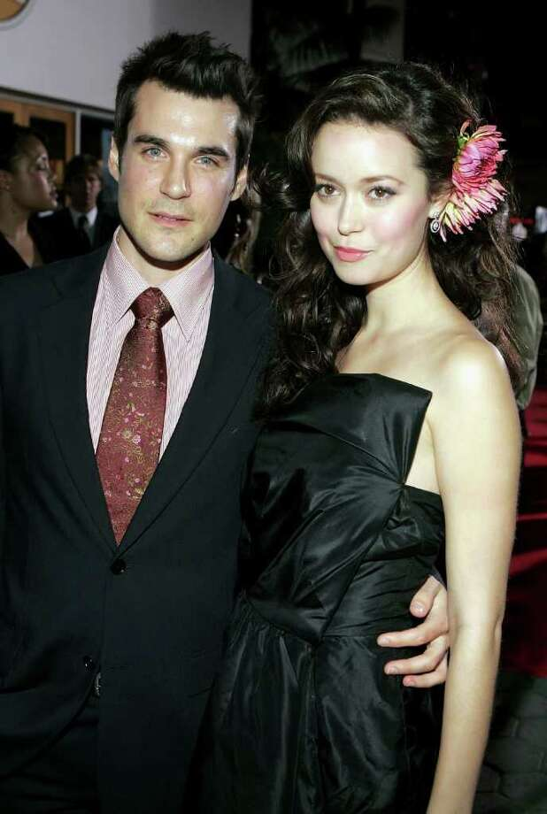 "LOS ANGELES, CA - SEPTEMBER 22:  Actor Sean Maher, and Summer Glau pose at the Universal Pictures' Premiere of  ""Serenity""  held at Universal Studios on September 22, 2005 in Los Angeles, California.  (Photo by Frazer Harrison/Getty Images) *** Local Caption *** Sean Maher;Summer Glau Photo: Frazer Harrison, Getty Images / 2005 Getty Images"
