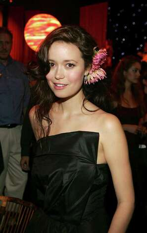 "LOS ANGELES, CA - SEPTEMBER 22:  Actress Summer Glau poses at the Universal Pictures' Premiere of  ""Serenity""  after party held at  Universal Studios on September 22,2005 in Los Angeles, California.  (Photo by Frazer Harrison/Getty Images) *** Local Caption *** Summer Glau Photo: Frazer Harrison, Getty Images / 2005 Getty Images"