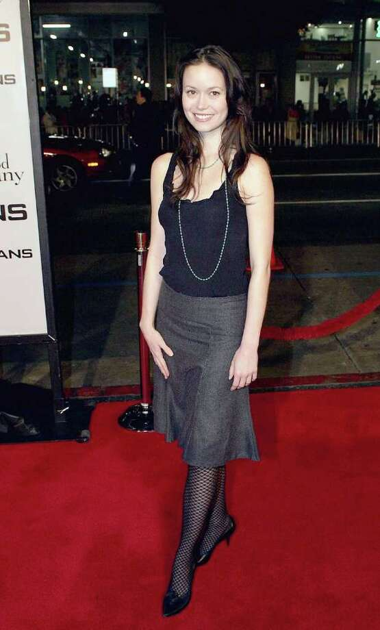 "HOLLYWOOD, CA - DECEMBER 6, 2004:  Actress Summer Glau attends the World Premiere of the movie  ""In Good Company"" at the Grauman's Chinese Theater December 6, 2004 in Hollywood, California. (Photo by Doug Benc/Getty Images)  *** Local Caption *** Summer Glau Photo: Doug Benc, Getty Images / 2004 Getty Images"