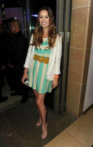 SAN DIEGO - JULY 23:  Actress Summer Glau attends the NBC rooftop party during Comic-Con 2010 at Omni Hotel on July 23, 2010 in San Diego, California.  (Photo by Kevin Winter/Getty Images for NBC) *** Local Caption *** Summer Glau Photo: Kevin Winter, Getty Images For NBC / 2010 Getty Images