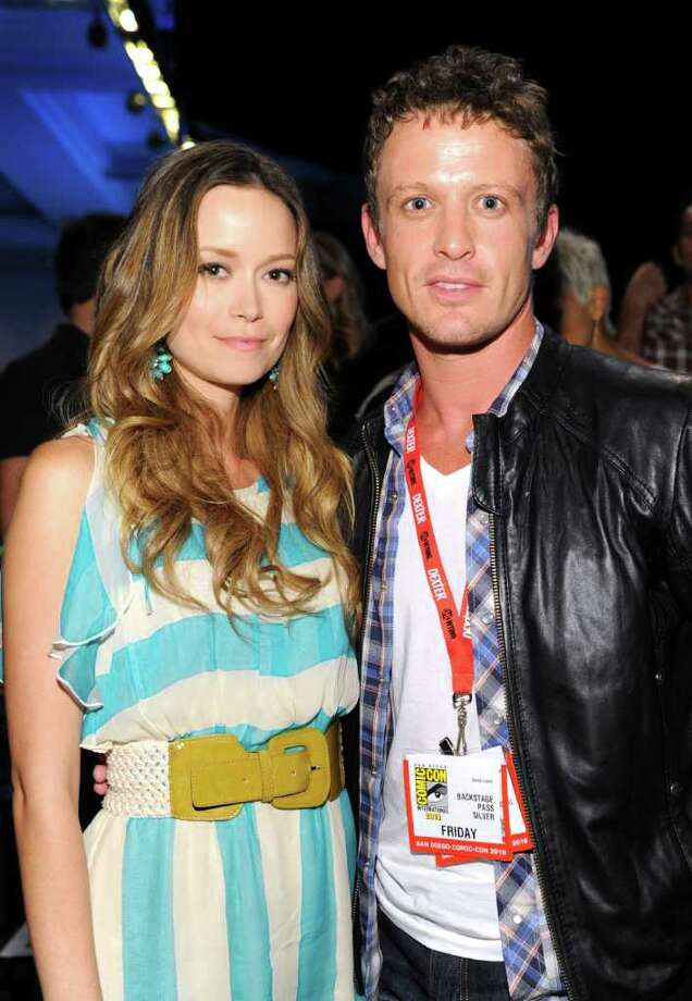 SAN DIEGO - JULY 23:  Actors Summer Glau (L) and David Lyons attend TV Guide Magazine: The 2010 Hot List during Comic-Con 2010 at San Diego Convention Center on July 23, 2010 in San Diego, California.  (Photo by Michael Buckner/Getty Images for TV Guide) *** Local Caption *** Summer Glau;David Lyons Photo: Michael Buckner, Getty Images For TV Guide / 2010 Getty Images