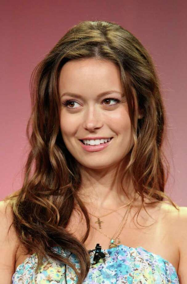 BEVERLY HILLS, CA - JULY 14:  Actress Summer Glau of 'Terminator: The Sarah Connor Chronicles' speaks during day seven of the Fox Image Campaign 2008 Summer Television Critics Association Press Tour held at the Beverly Hilton hotel on July 14, 2008 in Beverly Hills, California. Photo: Frederick M. Brown, Getty Images / 2008 Getty Images
