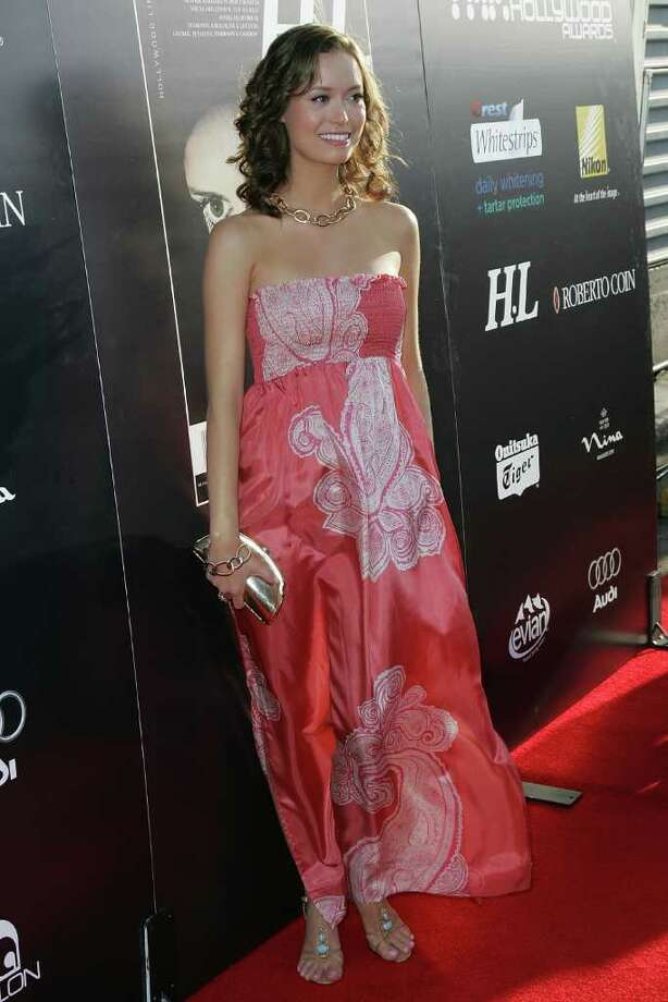 HOLLYWOOD - APRIL 27:  Actress Summer Glau attends the Hollywood Life magazine's 10th Annual Young Hollywood Awards at Avalon on April 27, 2008 in Hollywood, California. Photo: Neilson Barnard, Getty Images / 2008 Getty Images