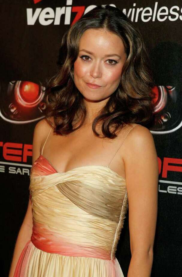 "LOS ANGELES, CA - JANUARY 09:  Actress Summer Glau arrives at the premiere of FOX's ""Terminator: The Sarah Connor Chronicles"" held at the Arclight Cinerama Dome on January 9, 2008 in Los Angeles, California. Photo: Mark Mainz, Getty Images / 2008 Getty Images"