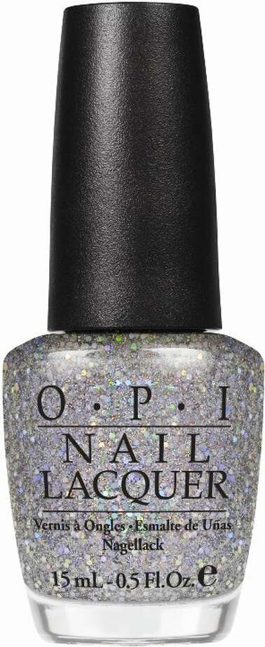 Servin' Up Sparkle is one of the new shades in Serena Williams' Grand Slam series of nail polishes for O.P.I. Photo: O.P.I.