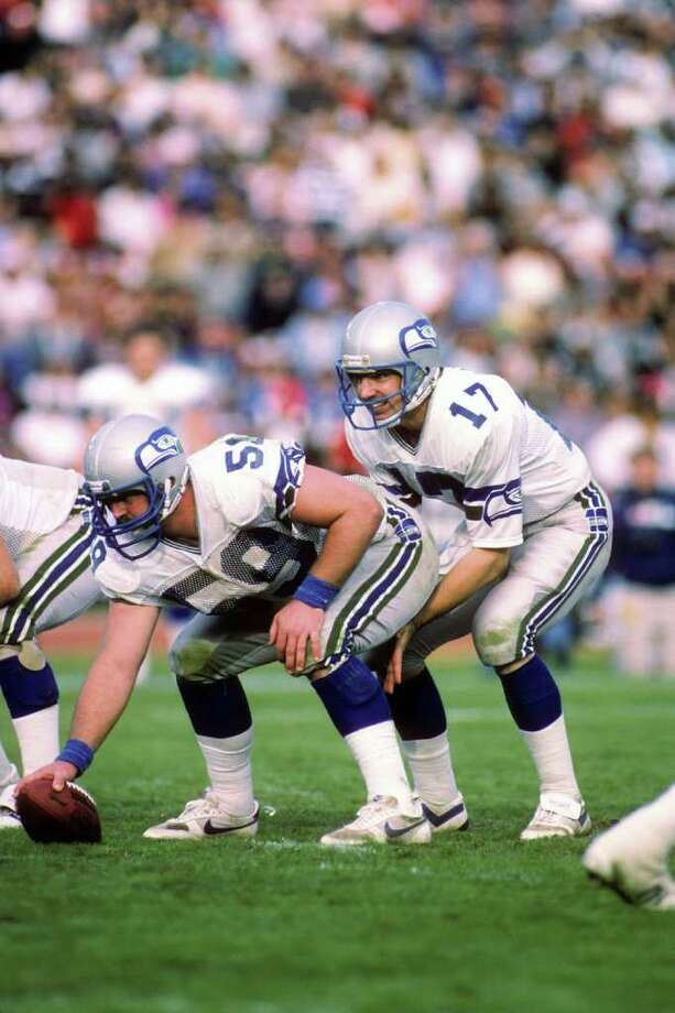 19. 1984 SeahawksWhen the 1983 Seahawks made a somewhat surprise trip to the AFC championship game, it generated momentum. From there, Chuck Knox's team won 12 games in the 1984 season, and defeated the L.A. Raiders in the wildcard round at the Kingdome. Although the Seahawks would fall to the eventual AFC champion Miami Dolphins, the end of the year didn't come without some recognition; Knox was named Coach of the Year and Kenny Easley was the Defensive Player of the Year. Photo: George Rose, Getty Images / 1985 Getty Images