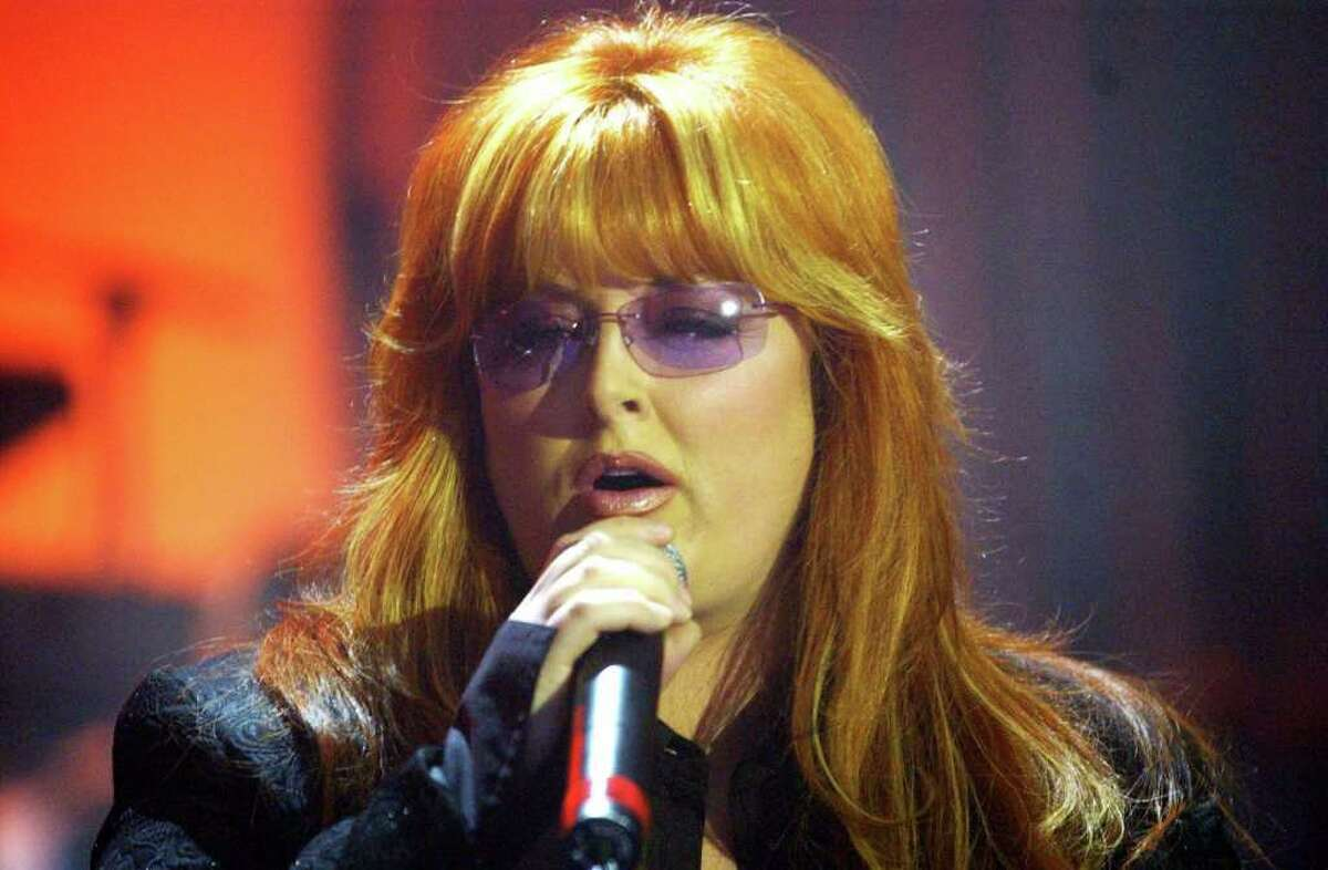 Country superstar Wynonna Judd was arrested in 2003 for driving under the influence, but was released after posting her $500 bond.