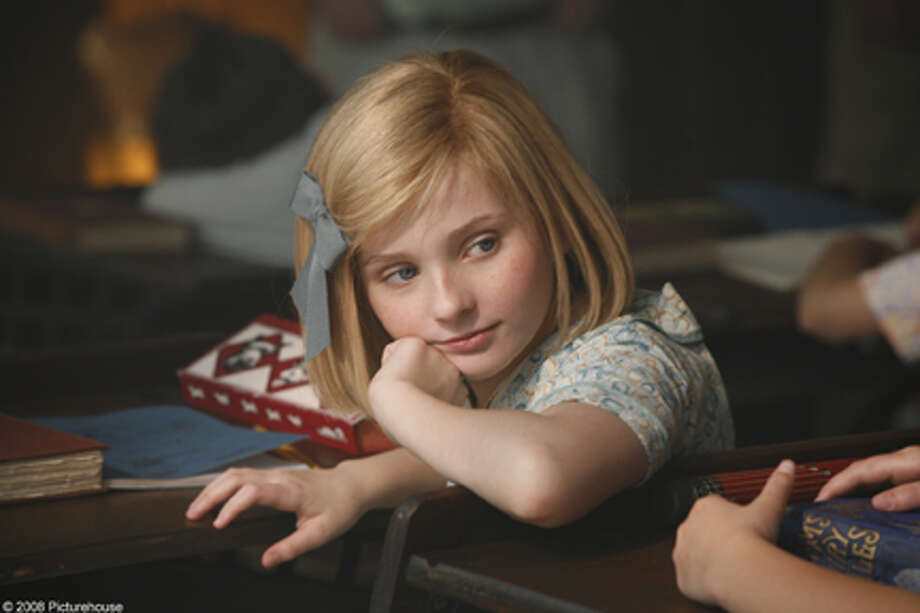 "A scene from the film ""Kit Kittredge: An American Girl."""