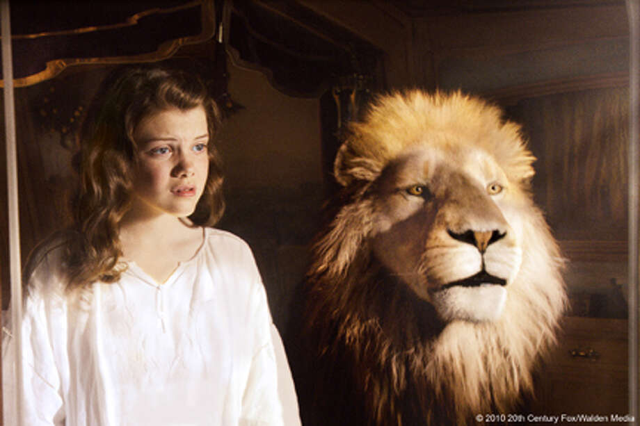 "Georgie Henley as Lucy in ""The Chronicles of Narnia: The Voyage of the Dawn Treader."" / LSD_0210.1210"