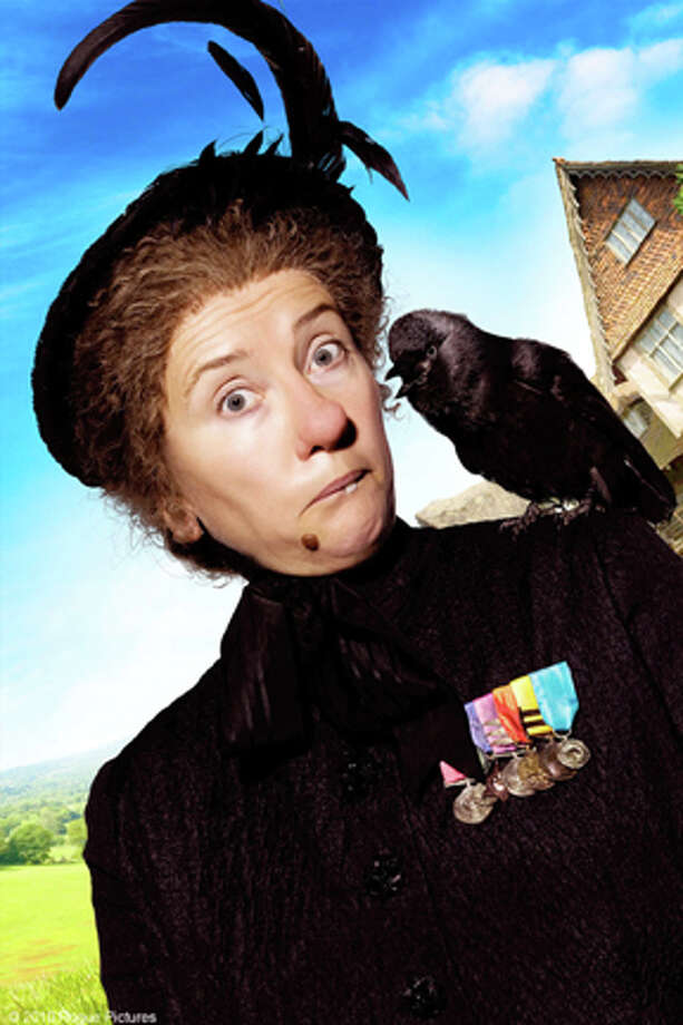"Emma Thompson as Nanny McPhee in ""Nanny McPhee Returns."" Photo: Photo Credit: Liam Daniel  / Copyright: © 2010 Rogue Pictures. ALL RIGHTS RESERVED."