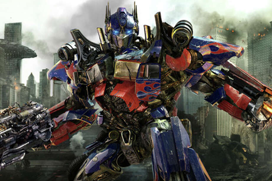 Fortunately, the nice Autobots are on our side, led by Optimus Prime.