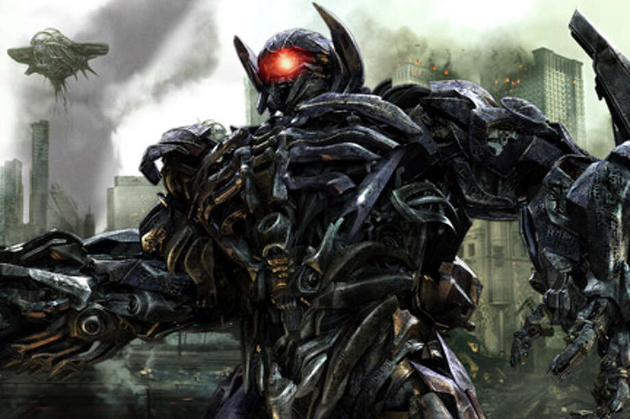 "We didn't create the intelligent Decepticon robots in the ""Transformers"" franchise, but they sure do want to kill us."