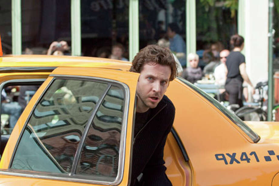 "Bradley Cooper as Eddie Morra in ""Limitless."" Photo: John Baer / © 2011 Dark Fields Production, LLC All Rights Reserved."
