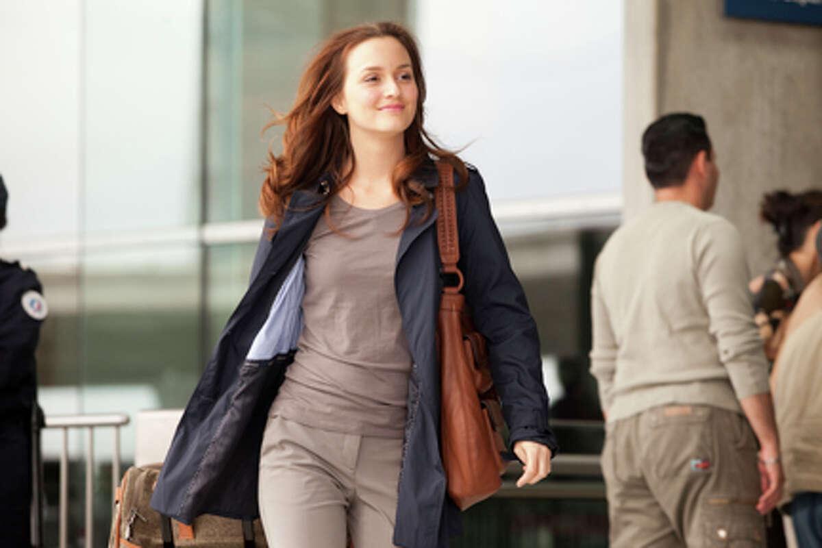 Leighton Meester as Meg in