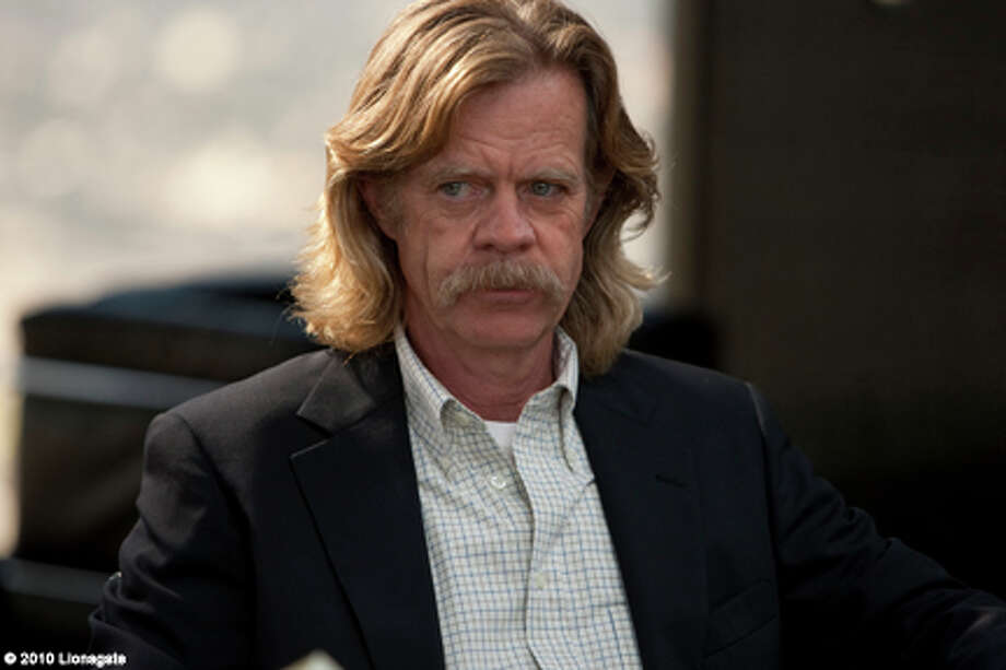 "William H. Macy as Frank Levin in ""The Lincoln Lawyer."""