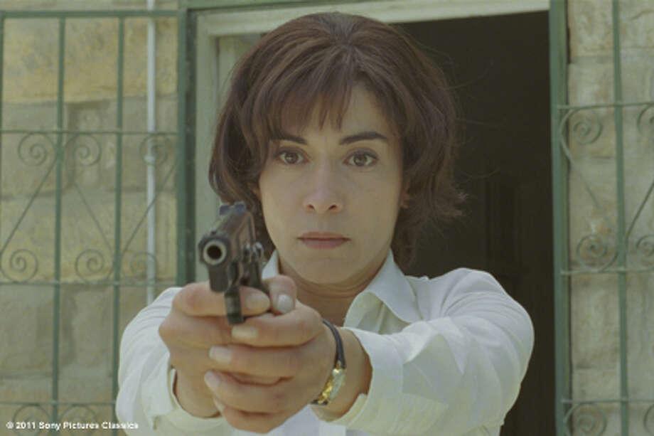 """Lubna Azabal as Nawal Marwan in """"Incendies."""""""
