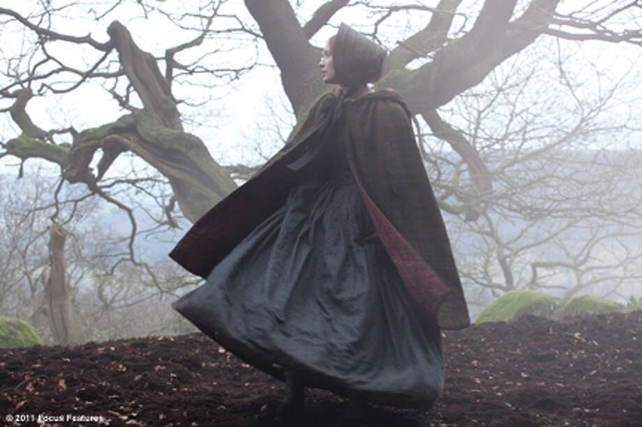 "Mia Wasikowska as Jane Eyre in ""Jane Eyre."" Photo: Laurie Sparham / 2011 Focus Features"