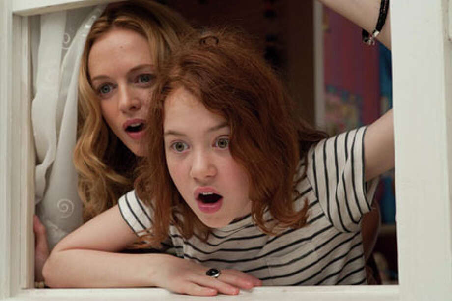 "(L-R) Heather Graham as Opal and Jordana Beatty as Judy Moody in ""Judy Moody and the Not Bummer Summer."" Photo: Photo Credit: Suzanne Tenner, Suzanne Tenner / © Judy Moody Productions, LLC.  All rights reserved."