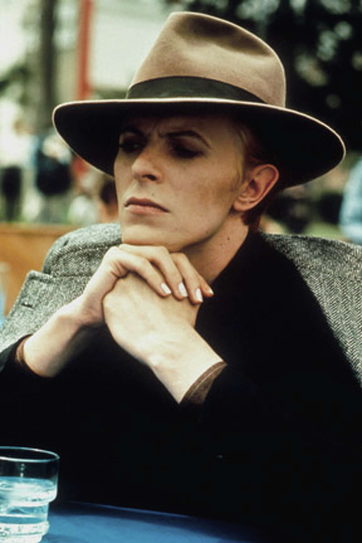 David Bowie as Thomas Jerome Newton in