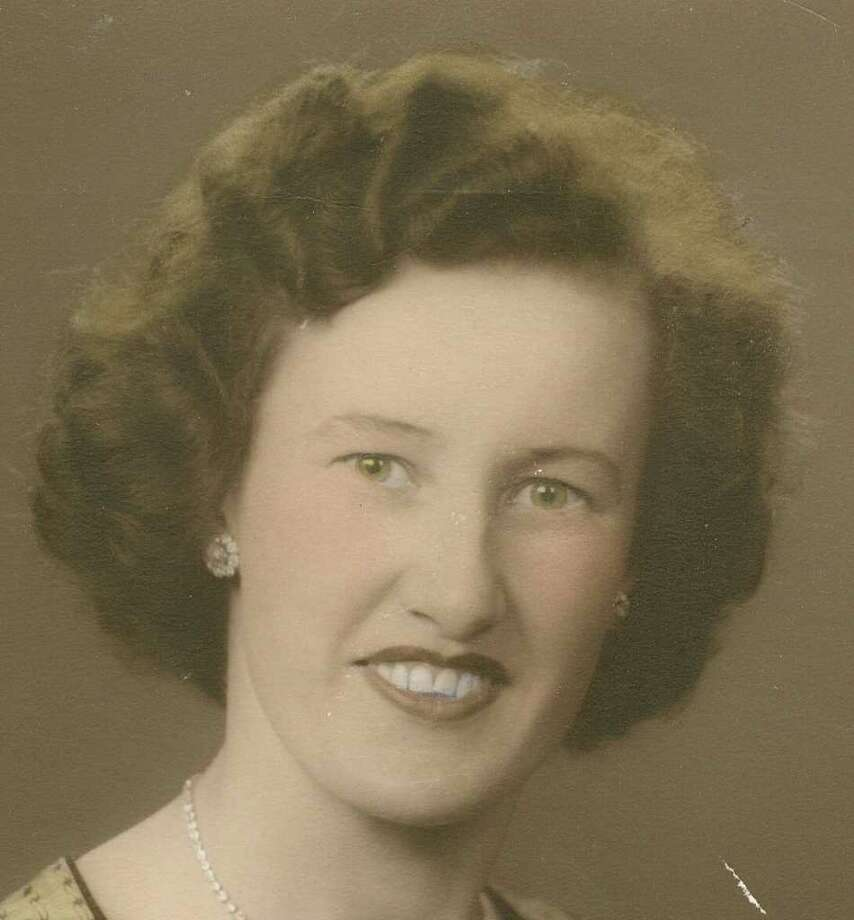 Mary Philomena (Mollie) Wilson Photo: Contributed Photo / Fairfield Citizen contributed