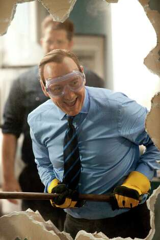 "KEVIN SPACEY as Dave Harken in New Line Cinema's comedy ""HORRIBLE BOSSES,"" a Warner Bros. Pictures release. Photo: John P. Johnson, Warner Bros. Pictures / © 2011 New Line Productions Inc."