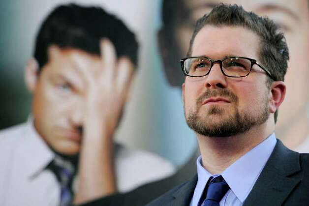 "Seth Gordon, director of ""Horrible Bosses,"" poses at the premiere of the film, Thursday, June 30, 2011, in Los Angeles. The film is released on July 8. Photo: AP"